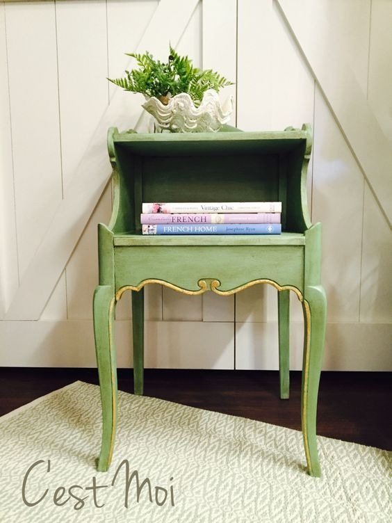 102 best images about antibes green chalk paint on for Bedroom furniture 37027