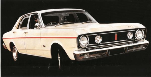 1968 XT Ford Falcon GT (Australia)