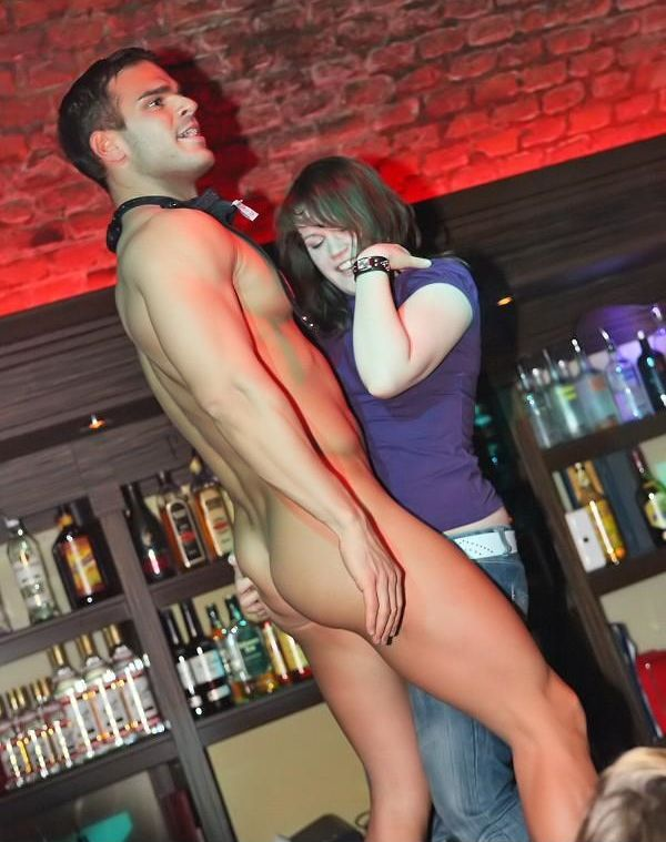 Bachelor party stripper picture