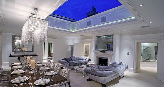 Petra Ecclestones House Interior Design Pent House