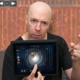 Tachyon – the latest app by Wizdom Music's Jordan Rudess, the keyboardist for Grammy-nominated prog rock/metal icons Dream Theater, and chief programmer Kevin Chartier – was released for iOS devices on Wednesday, July 25 via iTunes.