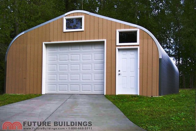 Steel Garage Kits by Future Buildings | Future Buildings