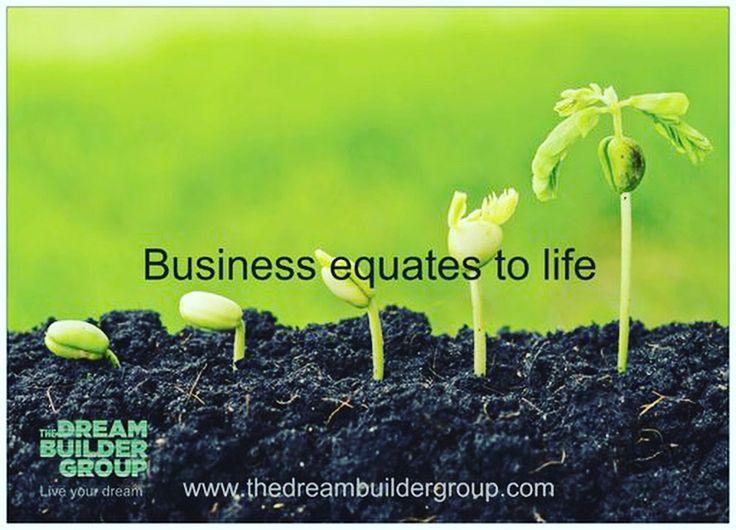 #Business #equates to #life