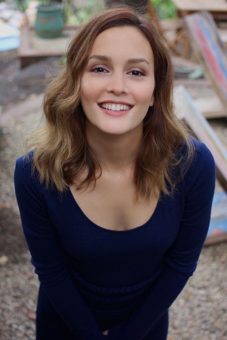 Leighton Meester Hair Color 2014 | www.pixshark.com ...
