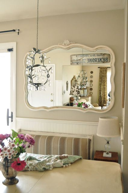 Benjamin Moore Bennington Grey... a nice, calm, neutral griege that looks good with tons of colors