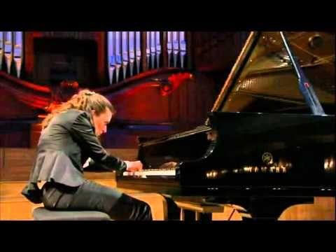 Chopin Competition 2010 - Yulianna Avdeeva - Sonata no2 in b flat minor ...