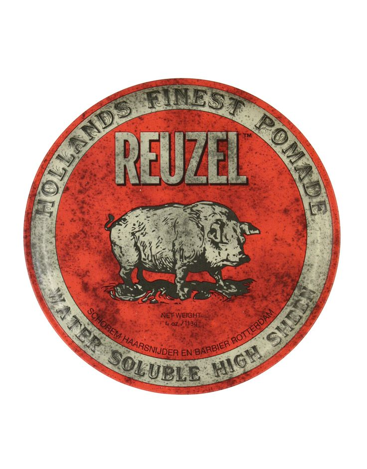 Reuzel Water Soluble High Sheen Pomade 113g.