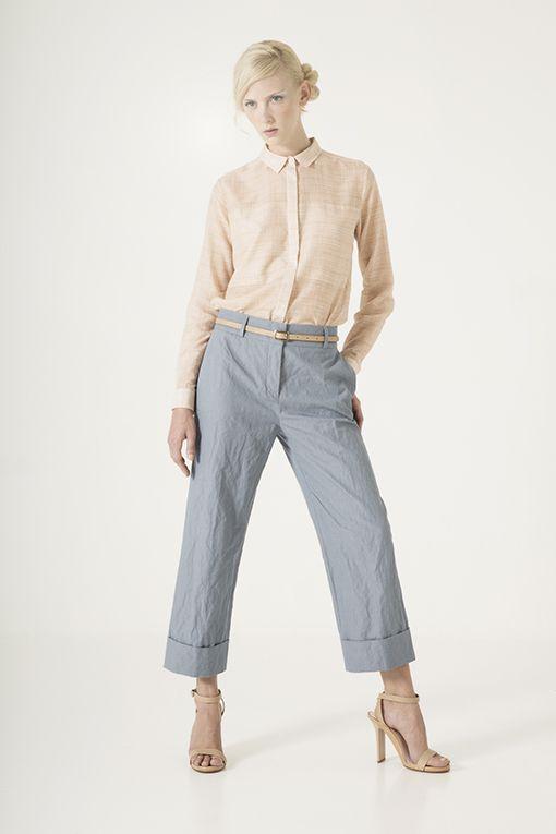 camicia GIPSY, pantalone MABLE