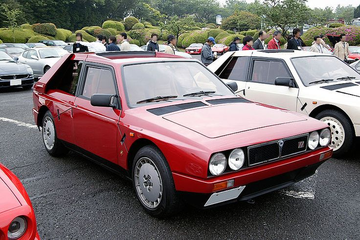 Lancia Delta S4 Supercharged and Turbocharged