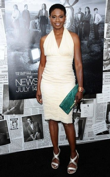 The Newsroom season 2 images | Adina Porter Photos - 'The Newsroom' Season 2 Premiere in Hollywood ...