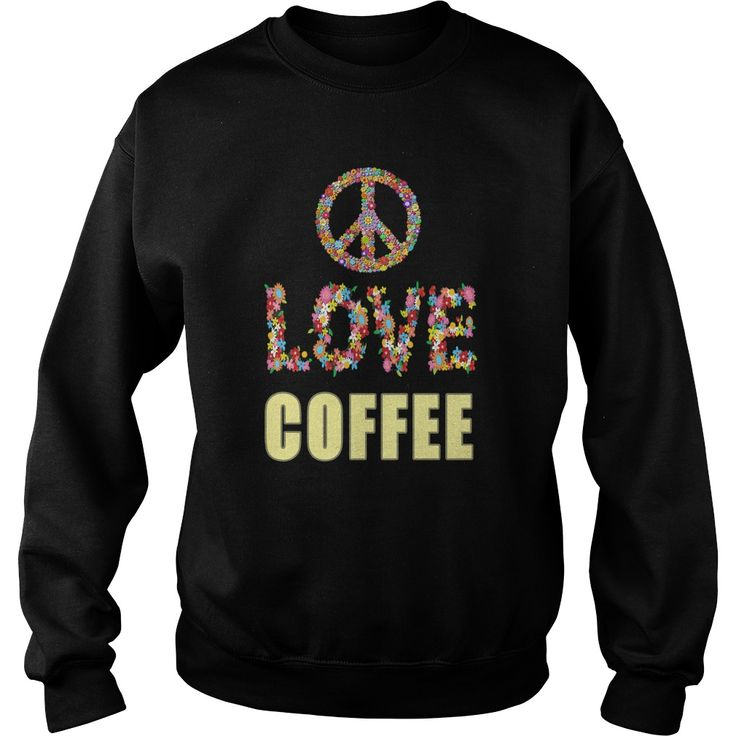 Limited Edition Peace Love Coffee