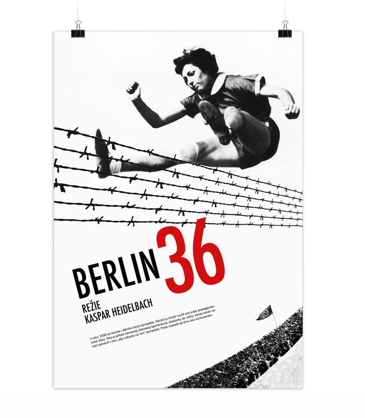 Berlin 36 film poster