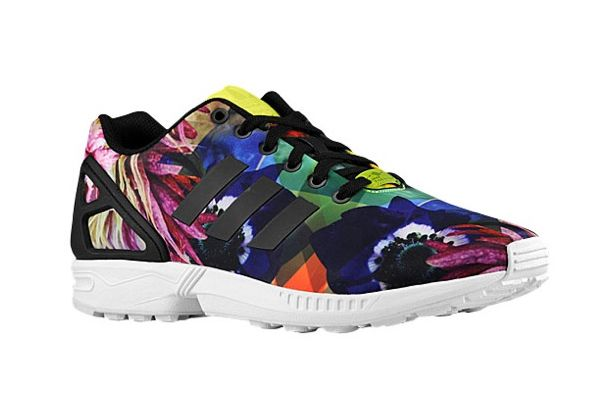 adidas ZX Flux Floral Available Now | Kix and the City |Kix and the City