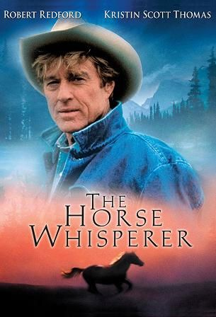 The Horse Whisperer - 1998. I'll have to read the book to get the story. Watching the movie is no good - I see only Robert Redford and nothing else.