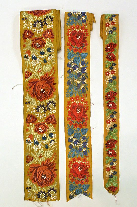 Wedding Ensemble.  Date: 1922. Culture: Slovak. Medium: cotton, silk, metal.