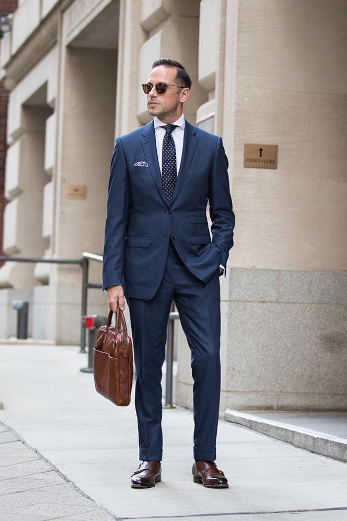die besten 25 blauer anzug braune schuhe ideen auf pinterest marine anzug braune schuhe. Black Bedroom Furniture Sets. Home Design Ideas