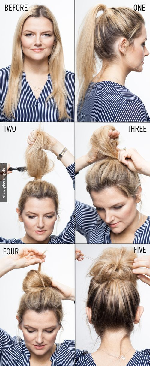 Everyday hairstyle!