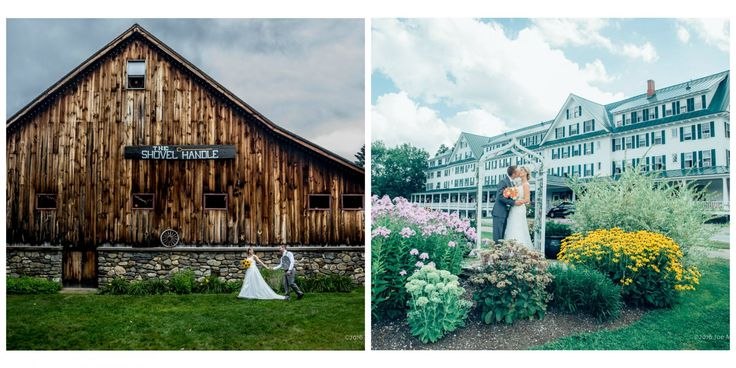 Best Wedding Venues in New Hampshire | Wedding Photographers in New Hampshire | Joe Martin Photography