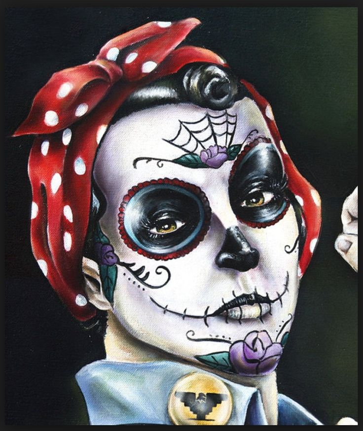 Day of the Dead (Dia De Los Muertos), celebrated today, is closely associated with images of Sugar Skulls, something I've always been fascinated with. Here are some neat Sugar Skull mashups. …