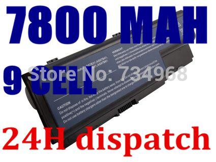7800 мАч ноутбук аккумулятор замена для acer Aspire 5910 г 5920 5920 г 5739 г 5739 6530 6935 6920 г 6930 г 6930 6935 г 7720Z серии