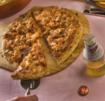 Crawfish pizza @VisitBatonRouge  #GoBRPinToWin @Patricia Smith Nickens Derryberry Baton Rouge