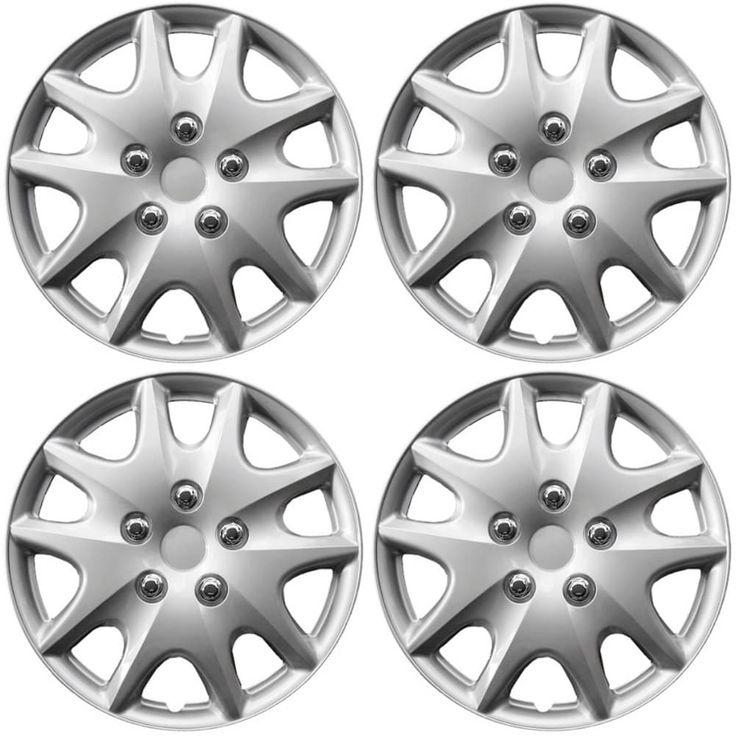 "OxGord 14"" Wheel Cover/Hub Cap for Select Toyota Solara - 61113"