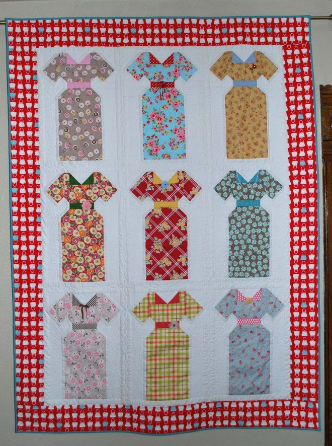 82 Best Quilt Dolly Dress Images On Pinterest Applique
