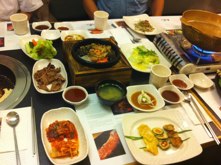 Pretty cool 95 Korean BBQ Food Photos that will make you MELT!