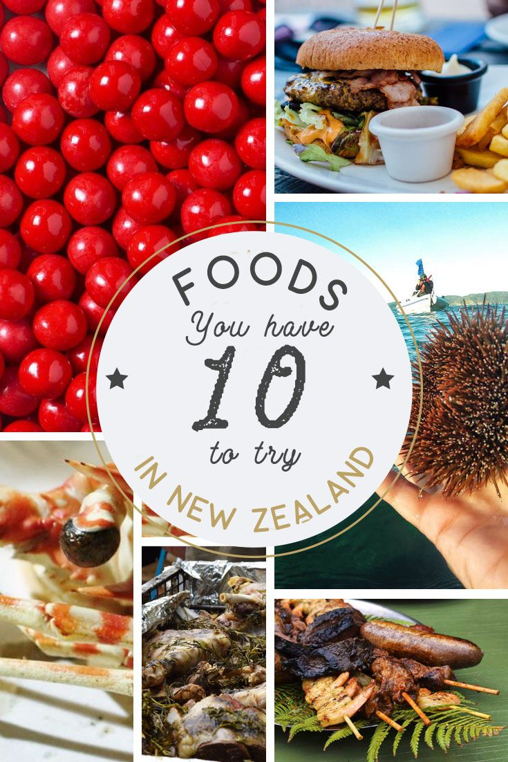 The New Zealand food you have to try.  Trying the local cuisine is part of the parcel that is travelling! Everyone has got to eat, so why not try some of the famous New Zealand food while you're here?