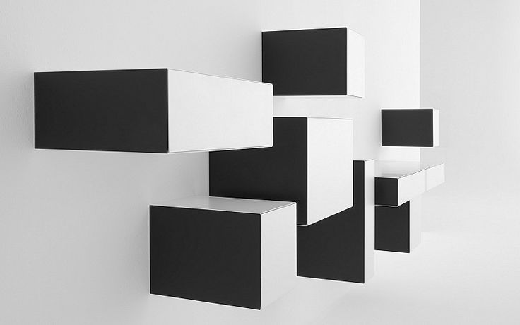 Pastoe - Pastoe Cupboards: Vision - VISION_COMBI_SCHUIN. Design: karel boonzaaijer, pierre mazairac - 1985