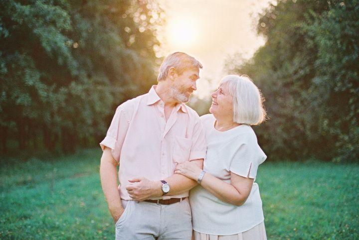 Любовь сквозь года: вдохновляющие истории пар проживших вместе больше 25 лет