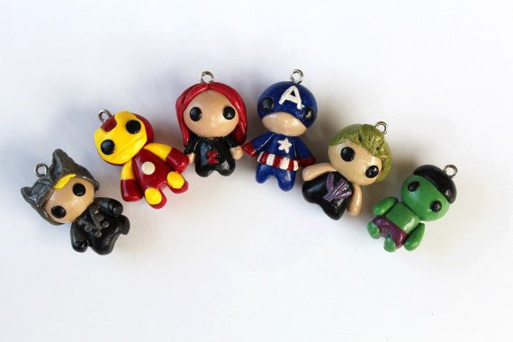 Hey, I found this really awesome Etsy listing at https://www.etsy.com/listing/207213266/avengers-charm-dust-plug-key-chain