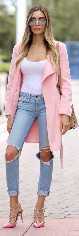 PRETTY IN PINK IN MIAMI / Fashion By Jasmine Tosh
