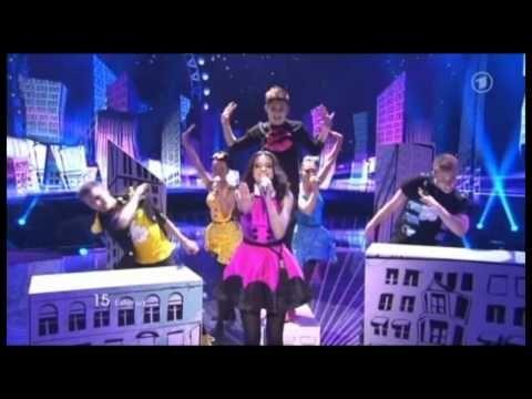 Eurovision 2011 | getter jaani - rockefeller street (estonia)