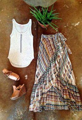 267ec4de36ae2 Binkelam'ın Kardeşi: Bohem Tarzı Giyinmeyi Sevenler İçin 7 İpucu ...