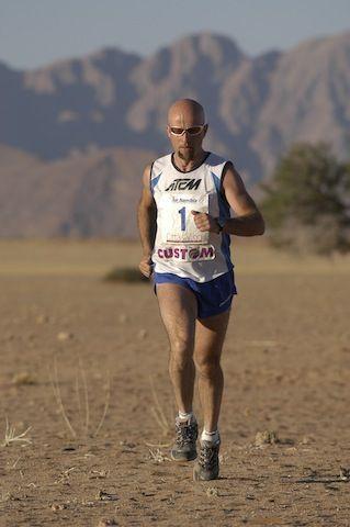 Dalla Namibia al #Magraid...di corsa!