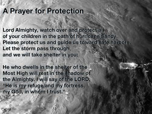 God , Please put  a hedge of protection over all people during this Storm! PROTECTION & PRESERVATION PLS ~<3