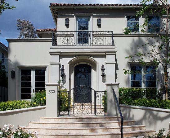 Best 25 mediterranean homes exterior ideas on pinterest for Modern mediterranean homes
