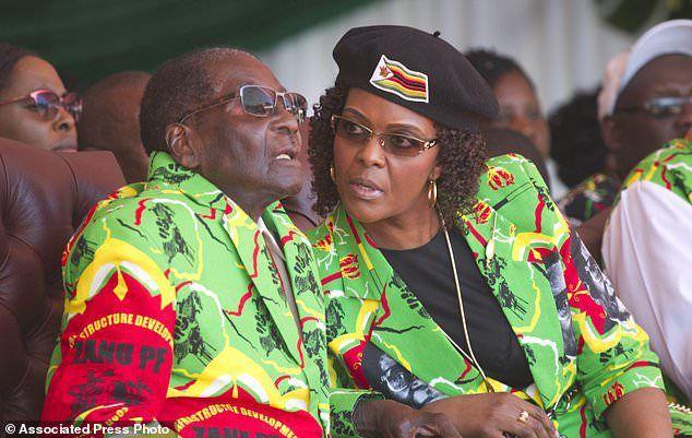 Zimbabwe's Mugabe begins campaigning for next election - Daily Mail - http://zimbabwe-consolidated-news.com/2017/06/02/zimbabwe039s-mugabe-begins-campaigning-for-next-election-daily-mail/