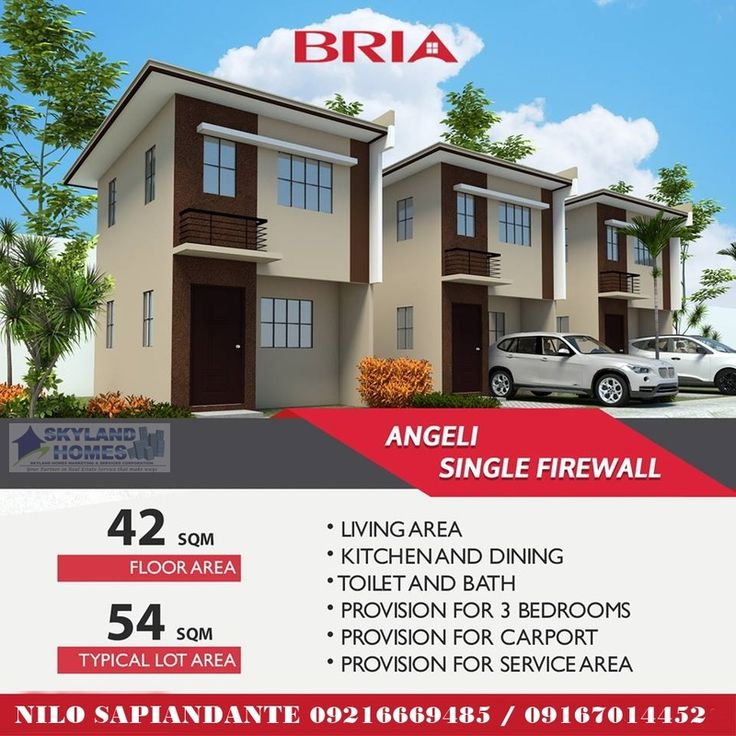 Bria Homes Sta Maria  Bulacan Real Estate Affordable House and Lot  House and Lot  House 3