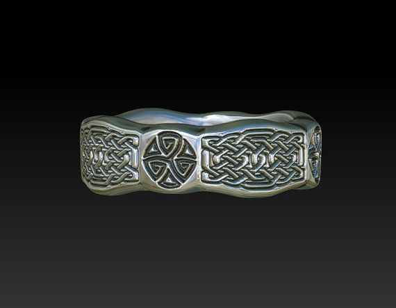 Wedding ring Celtic ring  Celtic wedding ring   Celtic wedding