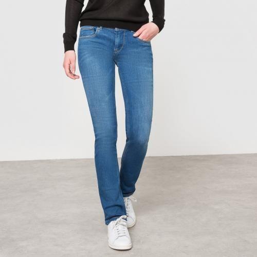 #Jeans straight saturn Blu  ad Euro 89.95 in #Pepe jeans #La redoute donna abbigliamento