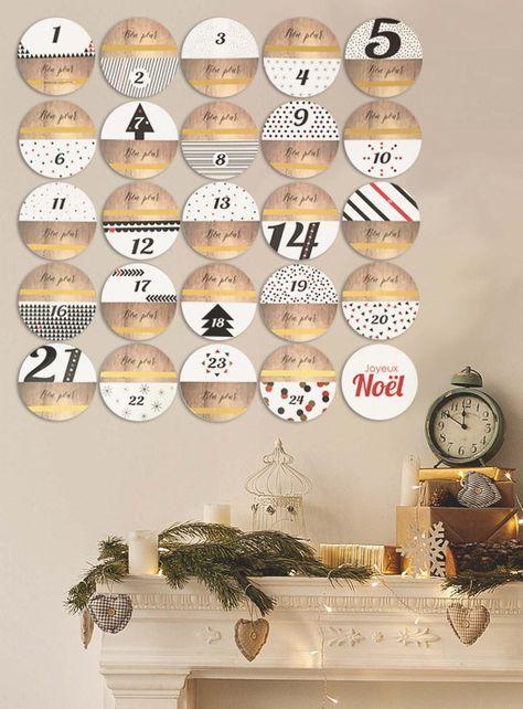 Mon calendrier de l'avent à gratter DIY        Noël arrive à grand pas ! Très bientôt vos proches ouvriront les paquets que vous leur aurez préparé avec amour pendant ces quelques semaines. La magie de Noël commence déjà à se faire ressentir : voici le premier article DIY de l'Atelier… Créez vous-même votre calendrier de l'avent à gratter pour le plus grand plaisir de vos proches.&l...