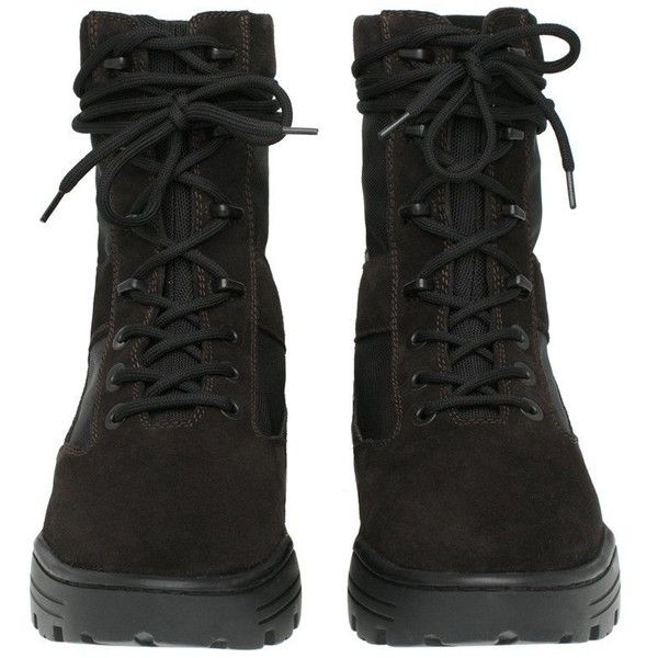 MENS COMBAT BOOT OIL (1.440 BRL) ❤ liked on Polyvore featuring men's fashion