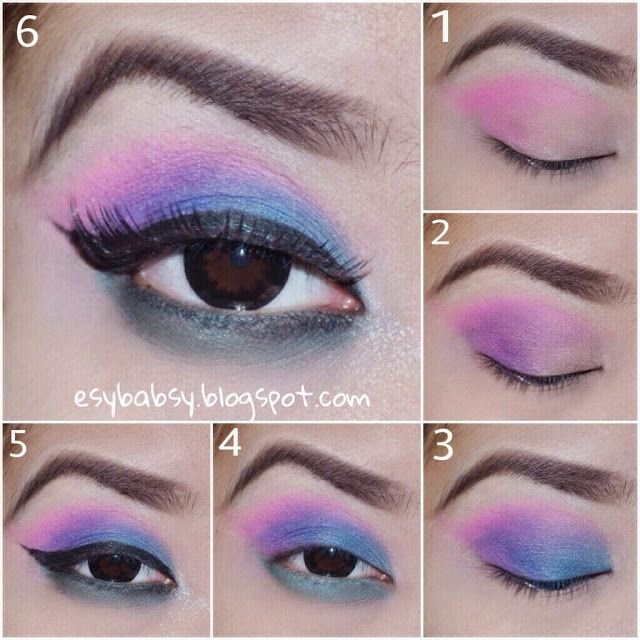 Lunatic Vixen: Tutorial: 80s Eye Makeup
