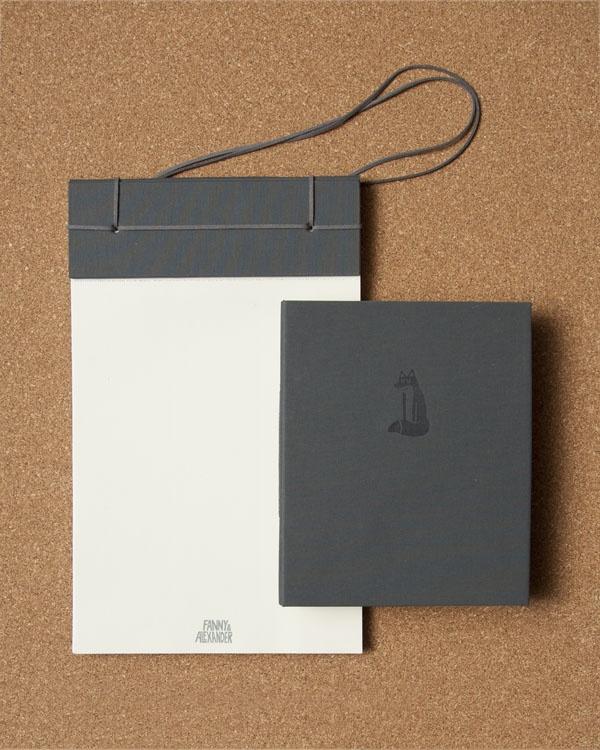 Note book & photo album - Fanny & Alexander