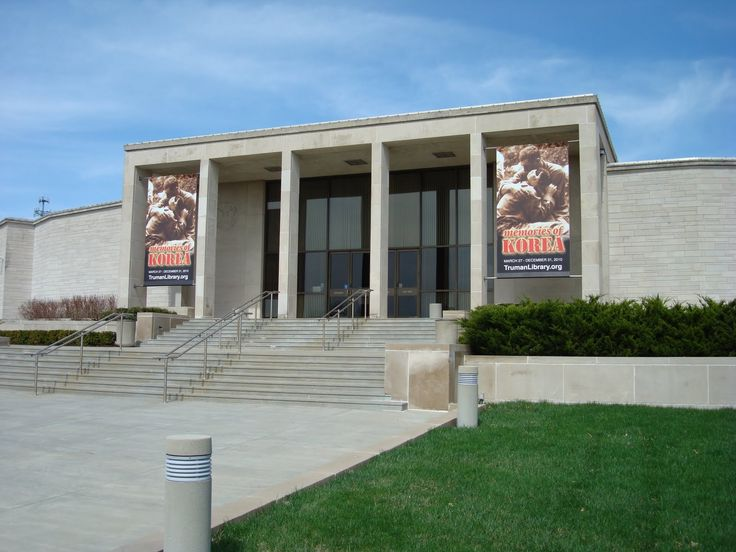 Harry S. Truman Library & Museum in Independence, MO