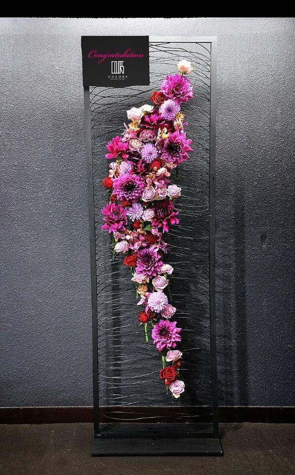 スタンド花|神戸の花屋カラーズ 隊長 國安のブログ