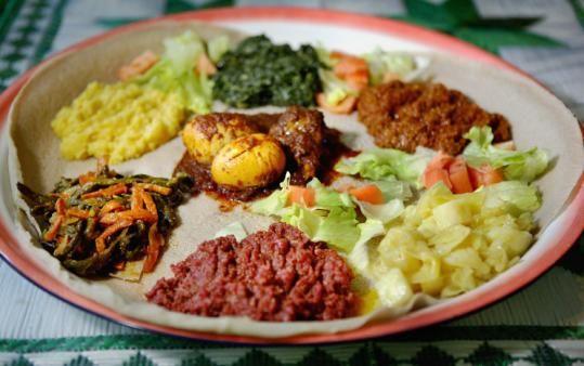 Habesha Ethiopian / Eritrean food injera use mogogo to make the best http://www.niatproducts.com/