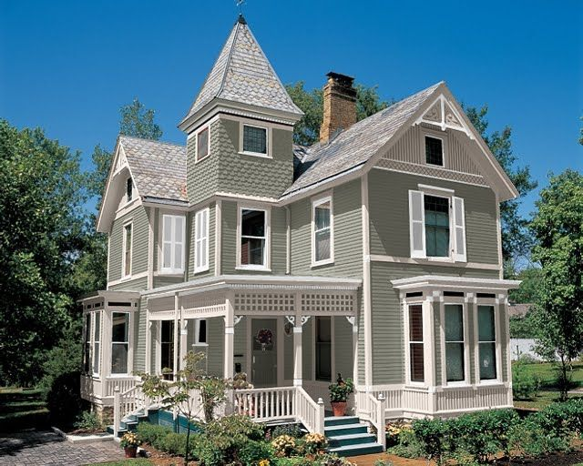 Mountain Road Sherwin Williams Exterior Paint Color